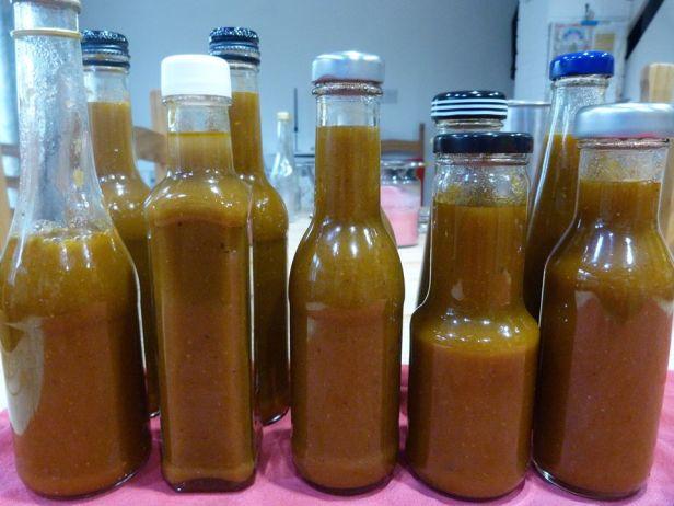 sterilizing Bottles pic5 filled bottles