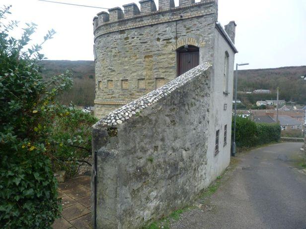 Tehidy pic 29 the castle