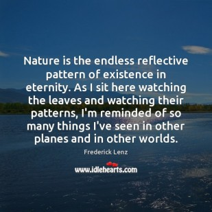 September blog nature quote
